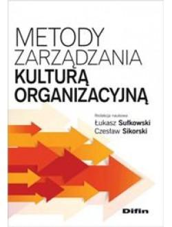 Metody zarządzania kulturą organizacyjną