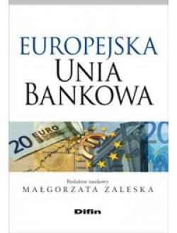 Europejska unia bankowa