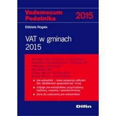VAT w gminach 2015 50% rabatu