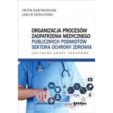Organizacja procesów zaopatrzenia medycznego publicznych podmiotów sektora ochrony zdrowia. Szpitalne Grupy Zakupowe