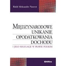Międzynarodowe unikanie opodatkowania dochodu i jego regulacje w prawie polskim  50% rabatu