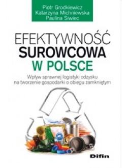 Efektywność surowcowa w Polsce. Wpływ sprawnej logistyki odzysku na tworzenie gospodarki o obiegu zamkniętym