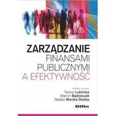 Zarządzanie finansami publicznymi a efektywność