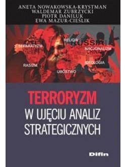 Terroryzm w ujęciu analiz strategicznych