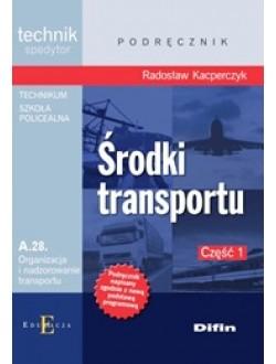 Środki transportu A.28 Część 1