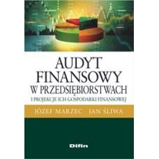 Audyt finansowy w przedsiębiorstwach i projekcje ich gospodarki finansowej