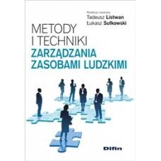 Metody i techniki zarządzania zasobami ludzkimi