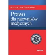 Prawo dla ratowników medycznych