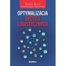 Optymalizacja decyzji logistycznych