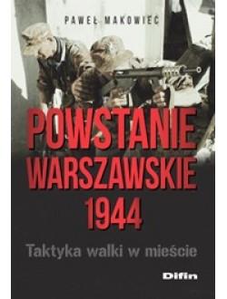 Powstanie Warszawskie 1944. Taktyka walki w mieście