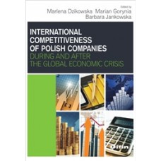 International competitiveness of polish companies during and after the global economic crisis