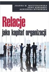 Relacje jako kapitał organizacji