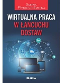 Wirtualna praca w łańcuchu dostaw