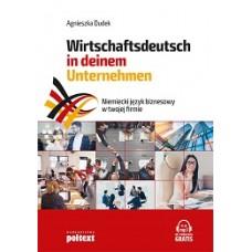 Wirtschaftsdeutsch in deinem Unternehmen. Niemiecki język biznesowy w twojej firmie