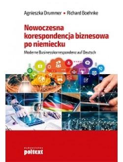 Nowoczesna korespondencja biznesowa po niemiecku  Moderne Businesskorrespondenz auf Deutsch