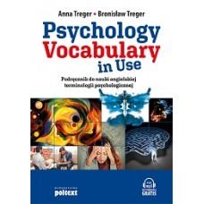 Psychology Vocabulary in Use  Podręcznik do nauki angielskiej terminologii psychologicznej