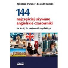 144 najczęściej używane angielskie czasowniki  Na skróty do znajomości angielskiego