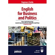 English for Business and Politics  Nowe wydanie z mp3