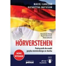 Hörverstehen  Podręcznik do nauki języka niemieckiego ze słuchu