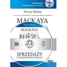 Mackaya MBA ze sprzedaży w prawdziwym świecie - audiobook