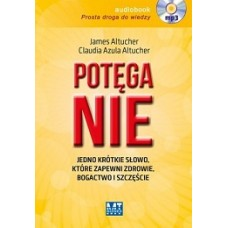 Potęga NIE. Audiobook