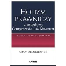Holizm prawniczy z perspektywy Comprehensive Law Movement