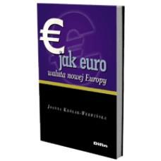 E jak euro - waluta nowej Europy 50% rabatu