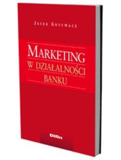 Marketing w działalności banku 50% rabatu