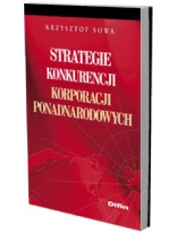 Strategie konkurencji korporacji ponadnarodowych