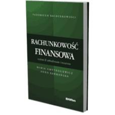 Rachunkowość finansowa. Wydanie 2 zaktualizowane i rozszerzone