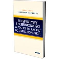 Perspektywy rachunkowości w Polsce po akcesji do Unii Europejskiej 50% rabatu