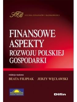 Finansowe aspekty rozwoju polskiej gospodarki 50% rabatu