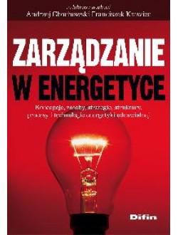 Zarządzanie w energetyce. Koncepcje, zasoby, strategie, struktury, procesy i technologie energetyki odnawialnej
