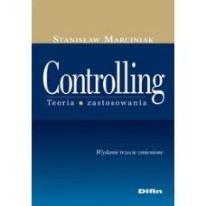 Controlling. Teoria, zastosowania. Wydanie 3 zmienione