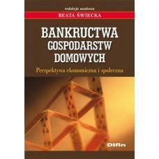 Bankructwa gospodarstw domowych. Perspektywa ekonomiczna i społeczna 50% rabatu