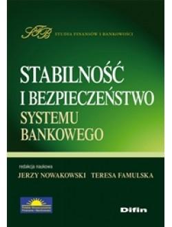 Stabilność i bezpieczeństwo systemu bankowego 50% rabatu