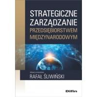 Strategiczne zarządzanie przedsiębiorstwem międzynarodowym