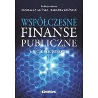 Współczesne finanse publiczne. Ujęcie sektorowe