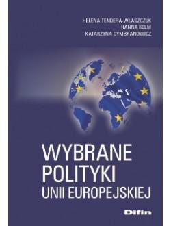 Wybrane polityki Unii Europejskiej