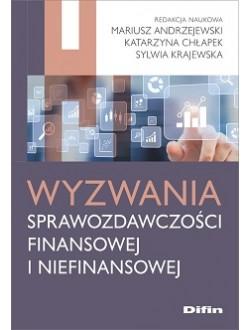 Wyzwania sprawozdawczości finansowej i niefinansowej