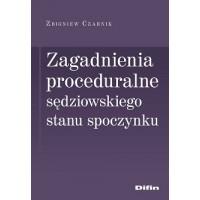Zagadnienia proceduralne sędziowskiego stanu spoczynku